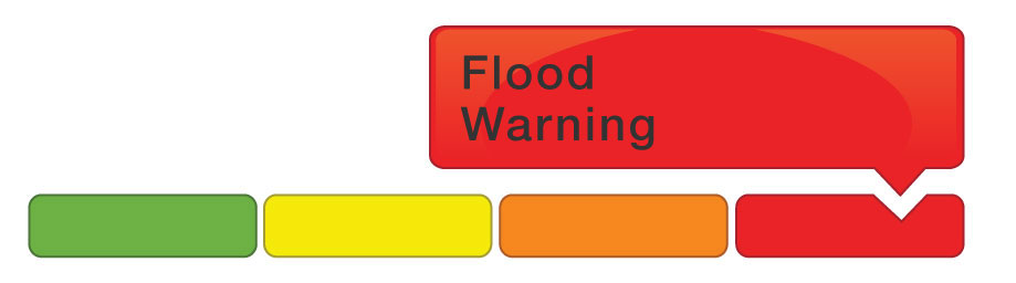 Flood-Status-Warning