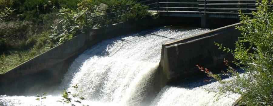 Owen Sound Mill Dam