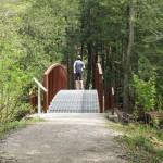 Arboretum Admin Centre Foot Bridge2
