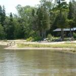 Hibou Beach and Pavilion