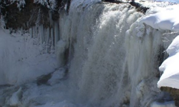 Indian Falls Winter