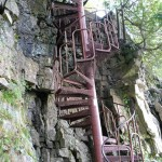 Spirit Rock Stairs
