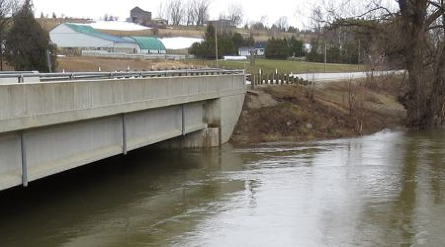 Watershed Conditions Statement – February 20, 2018