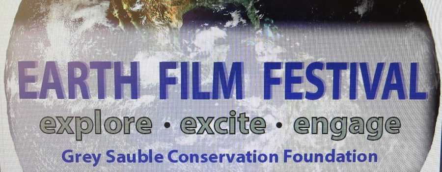 Earth Film Festival on Thursday April 28th