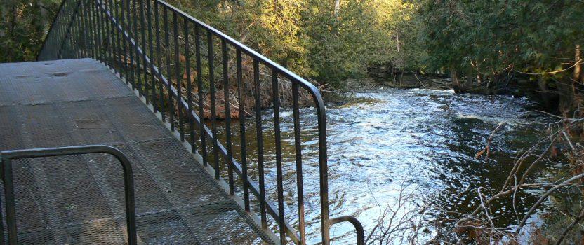 Pottawatomi Bridge Closed for Construction October 9-12, 2018