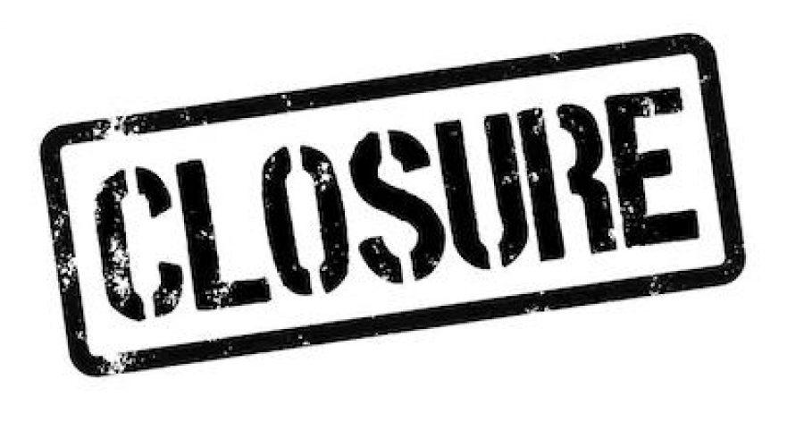 Inglis Falls Road Closure Notice (March 16, 2020 – October 2020)