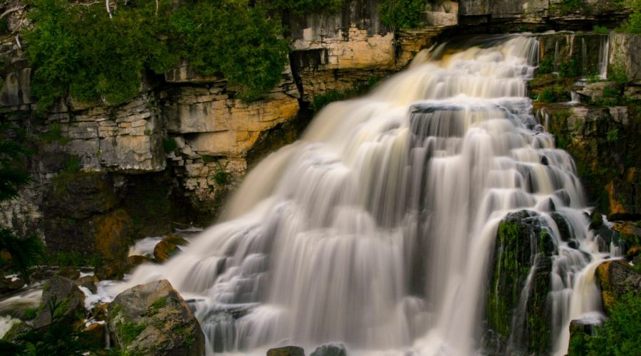 Submit your Input for the Inglis Falls Conservation Area Management Plan