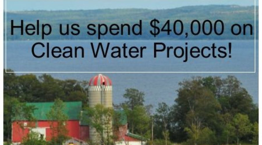 RBC Foundation Donates $40,000 to Fertile Fields and Clean Streams Program!