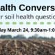Soil Health Conversations Workshop